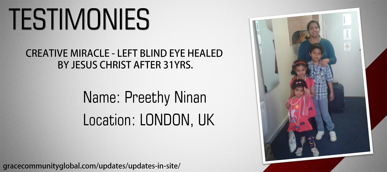 Preethy Ninan